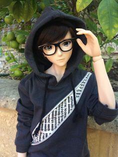 Smart Doll Eiji Seiun by nocturna_fangor
