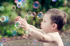 bubble baby by Rachelle Vance, via Flickr