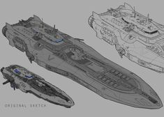 Space Ship Concept Art, Concept Ships, Armor Concept, Alien Spaceship, Spaceship Design, Futuristic Technology, Futuristic Cars, Technology Gadgets, Nave Star Wars