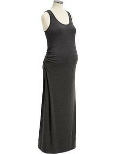 Maternity Tank Maxi Dresses | Old Navy - COMFY!!!