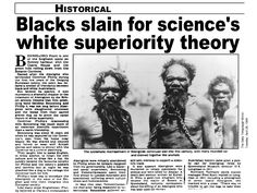 Missing the link between Darwin and racism - creation.com