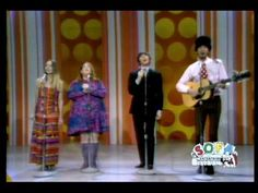 "THE MAMAS AND THE PAPAS ""California Dreaming"" on The Ed Sullivan Show"
