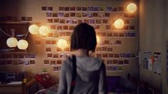 Find images and videos about life is strange, chloe price and max caulfield on We Heart It - the app to get lost in what you love. Life Is Strange Photos, Life Is Strange Wallpaper, Life Is Strange Episodes, Chloe Price, Game Boy, Interactive Story Games, Geeks, Selfies, Polaroid Wall