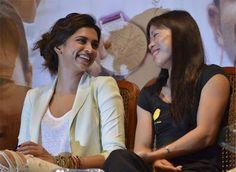 Deepika with mc marry kom