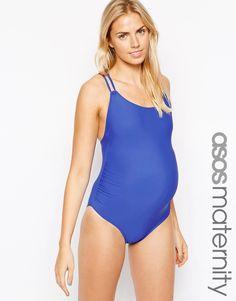 Image 1 ofEmma Jane Maternity Swimsuit
