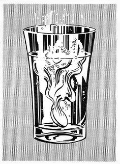 Alka Selzter (1966), Roy Lichtenstein