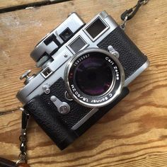 """""""I struggle to answer the question """"which is your favourite camera?"""", but every time I use my M3 I decide it is the one... This particular combo of M3,…"""" #CameraGear"""