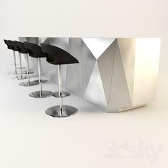 Bar table + Chair