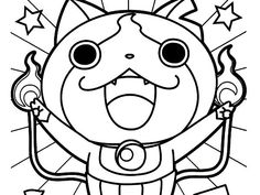 togenyan coloring pages - photo#7
