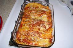 Leftover Thanksgiving Turkey Enchiladas