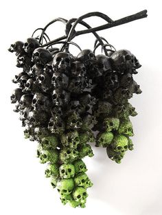 Black Grapes of Wrath by LUDO via Flickr