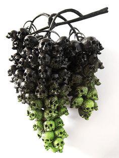 Black Grapes of Wrath by LUDO via Flickr