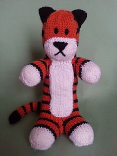 1000+ images about Knitted toys on Pinterest Knitting patterns, Free knitti...