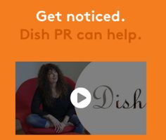 Watch the NEW Video from Dish Public Relations! Area Restaurants, Public Relations, Rollers, Dishes, Rock, Watch, News, Music, Musica