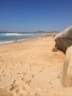 Playa de Vilar, Galicia