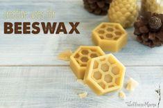 12 Creative Ways to Use Beeswax ( Homemade Beauty, Diy Beauty, Homemade Neosporin, Beeswax Recipes, Hair Care Recipes, Wellness Mama, Natural Cosmetics, Organic Skin Care, Bath And Body