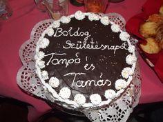 Csokoládé Torta / Chokolate Cake / Hungary, Gyöngyös