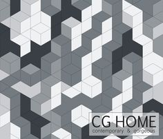 cubes WALLPAPER canvas structure cubes pattern geometric by CGhome