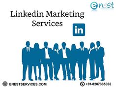 LinkedIn marketing services can help to generate business leads in India. As LinkedIn marketing agency we help to improve brand visibility and connect with right audience. Digital Marketing Trends, Viral Marketing, Facebook Marketing, Affiliate Marketing, Seo Services Company, Like Facebook, Competitor Analysis, Delhi India, Ios