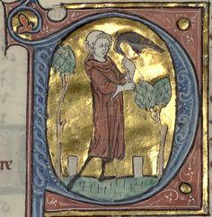 «C'est li dis dou bacheler» -- Recueil d'anciennes poésies françaises, 1275-1300, France -- Bibliothèque de l'Arsenal (Paris), Ms 3142, f°302r