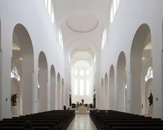 John Pawson > St. Moritz Church