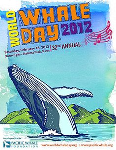 World Whale Day in Kihei Maui  Join the Valley Isle's celebration of the return of the humpback whales! Hawaii Vacation Rental Travel Blog vacation-maui.com