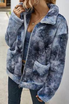 #coatsforwomen #coatsforwomenwinter #coatsforwomencasual #coatsforwomenclassy #coatsforwomenclassyelegant #coatsjackets #coatsjacketswomen #coatsforwomen2020 #coatsforwomen2020fashiontrends #streettide Fur Vintage, Coats For Women, Jackets For Women, Blue Grey, Light Blue, Tie Dye, Winter, Prints, Girls Coats