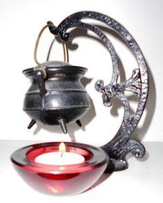 Aromaterapia: Para atraer buena vibra ( y uno que otro inquisidor)