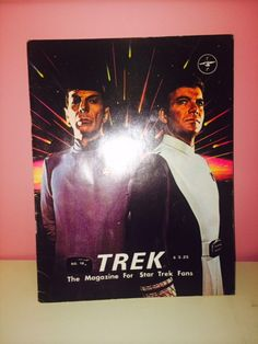 Items similar to Trek Special : The Magazine for Star Trek Fans Issue No. 18 (Spring on Etsy Series Movies, Tv Series, New Star Trek, Star Trek Series, Paramount Pictures, Deep Space, For Stars, Live Action, Science Fiction