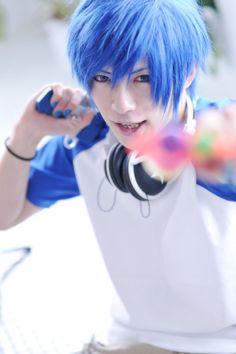 Kaito cosplay