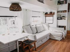 41 Rv Makeover Ideas Rv Makeover Tiny Houses For Sale Tiny House