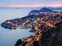 Dubrovnik, Croatia - such a beautiful place.  Hope to return some day.  Condé Nast Traveler