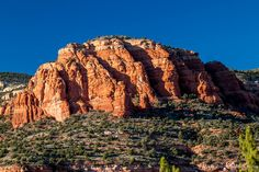 Sedona Mountain