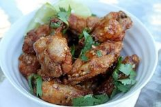 Hanoi-inspired fried chicken wings, a recipe on Food52