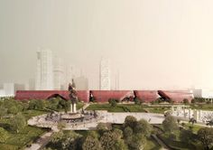 Mecanoo's Cultural Complex in Shenzhen to begin construction | Bustler