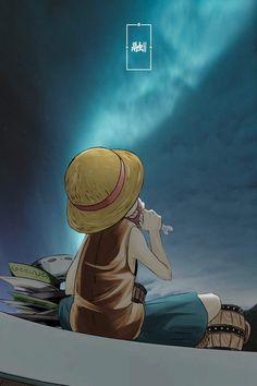 One Piece Comic, One Piece Anime, Monkey D Luffy, Real Background, Sleepy Ash, Anime Life, Dope Art, Cartoon Characters, Anime Art