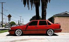 SoCal 850. Nice. Volvo 850, Volvo Cars, Import Cars, Old School, Automobile, Dreams, Classic, Vintage, Autos