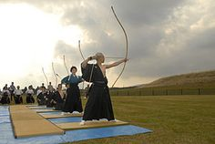 Kyūdō - Wikipedia, la enciclopedia libre