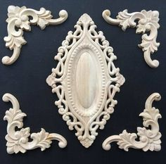 1000 Images About Stair Applique Wood Only On Pinterest
