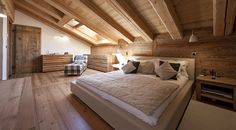 Luxury ski apartment rental in Verbier with pool and five star spa