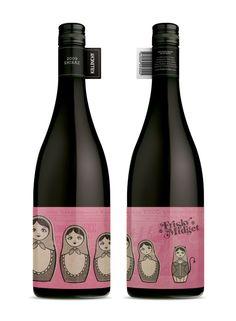 Frisky Midget Wines by Lost & Found – http://www.studiolostandfound.com/