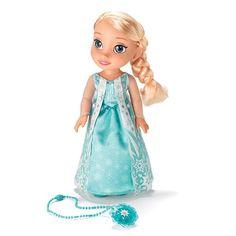 86b4b382550 Avon Living Disney® Frozen Elsa with Light-Up Necklace