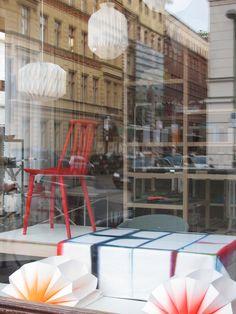 Hay shop in Berlin!
