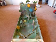 Picture of Homemade Pinball Machine - see on Instructables