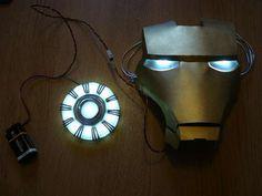 DIY Iron Man Arc Reactor