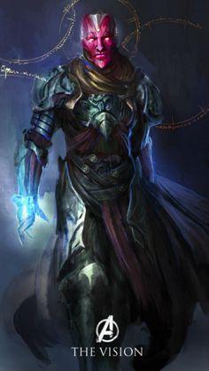 La versión oscura de tus Avengers favoritos impresiona con las ilustraciones de Daniel Kamarudin - Batanga