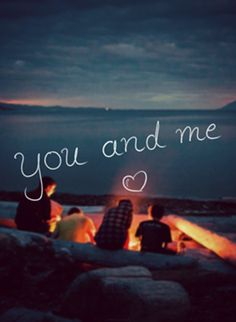 You and me #love