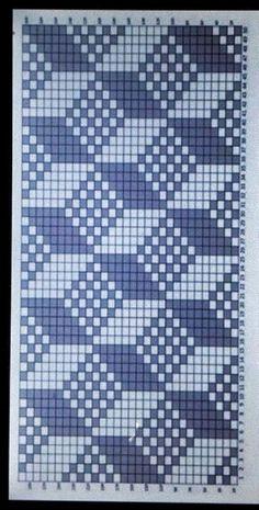 Knitting Charts, Knitting Stitches, Knitting Patterns, Crochet Patterns, Crochet Chart, Crochet Motif, Crochet Doilies, Cross Stitch Embroidery, Cross Stitch Patterns