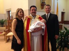 (8) Olivia Grace Tammaro. Baptized 11/11/12. St Margaret's Church Burlington MA. Daughter of Derek and Jaime.