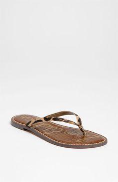 a3c584b3e Leopard flip flops Flip Flop Sandals
